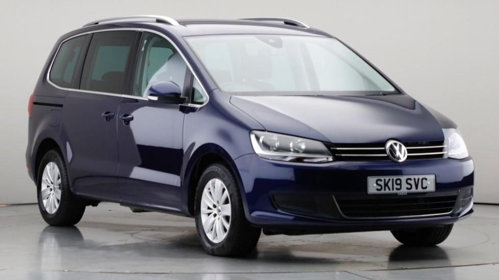 2019 Used Volkswagen Sharan 2L SE TDI