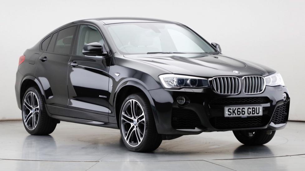 2016 Used BMW X4 3L M Sport 35d