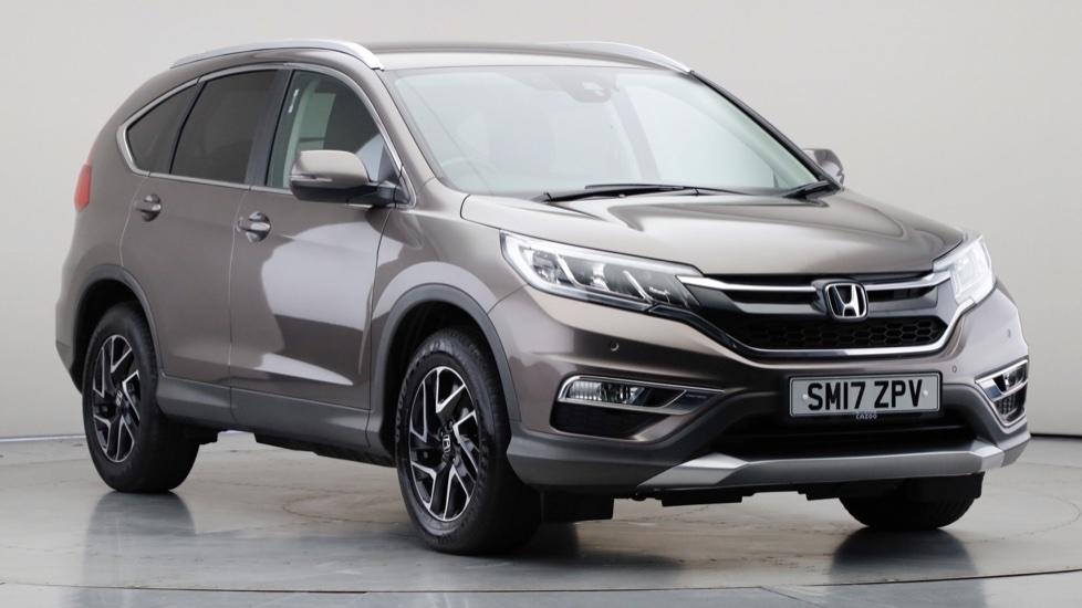 2017 Used Honda CR-V 2L SE Plus Navi i-VTEC