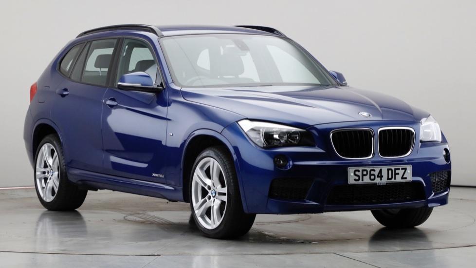 2015 Used BMW X1 2L M Sport 18d