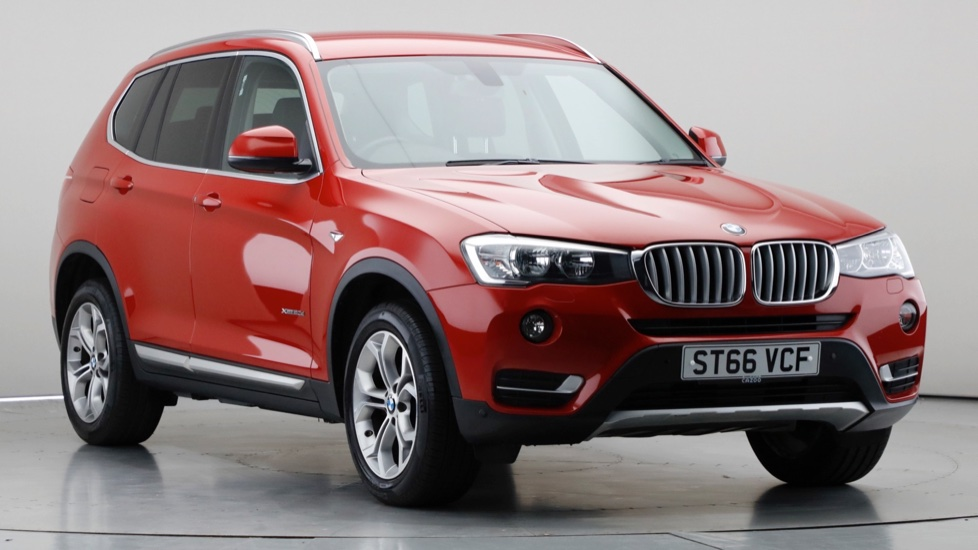 2016 Used BMW X3 2L xLine 20d