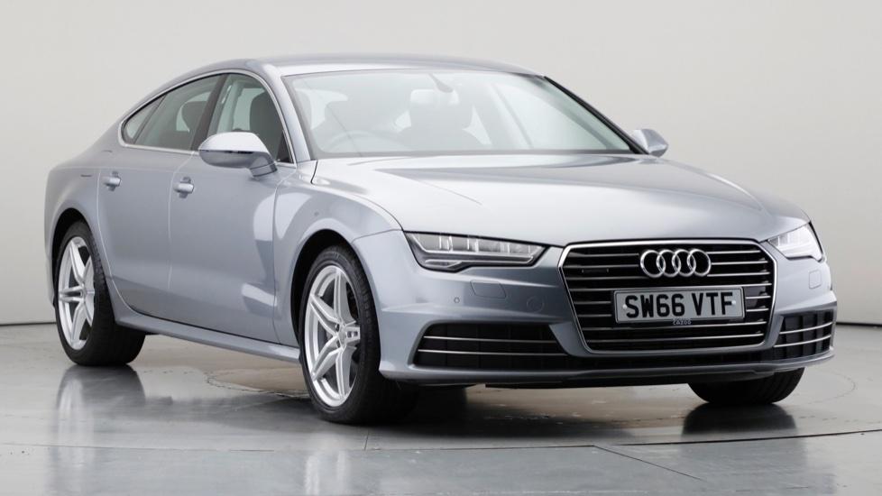 2017 Used Audi A7 3L SE Executive TDI V6