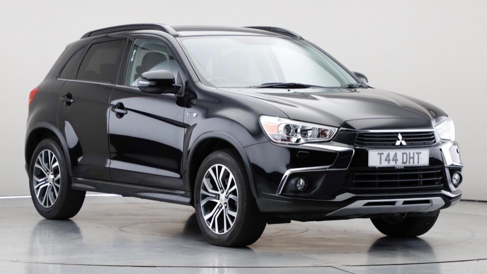 2017 Used Mitsubishi ASX 2.3L 4 DI-D