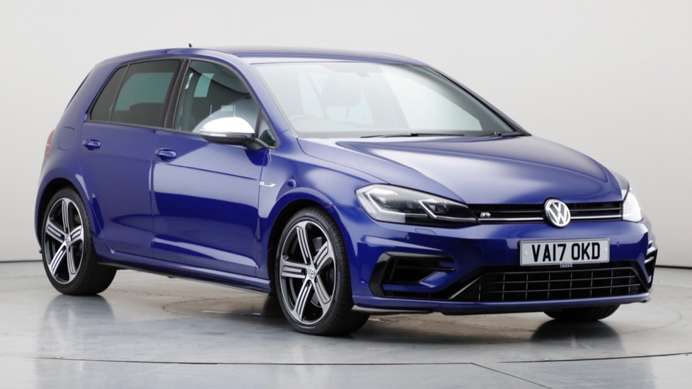 2017 Used Volkswagen Golf 2L R BlueMotion Tech TSI