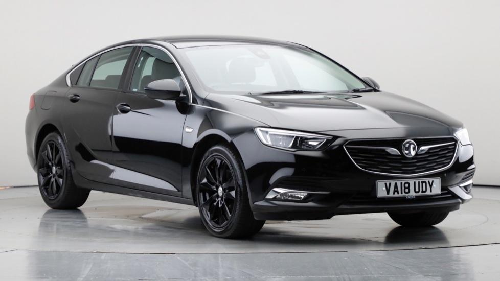 2018 Used Vauxhall Insignia 1.5L Tech Line Nav i Turbo