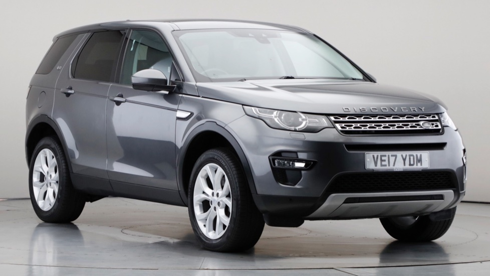 2017 Used Land Rover Discovery Sport 2L HSE 7Seat TD4
