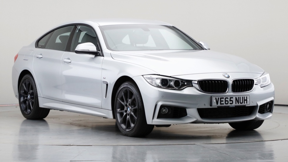2016 Used BMW 4 Series Gran Coupe 3L M Sport 435d