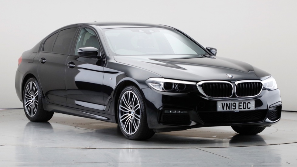 2019 Used BMW 5 Series 2L M Sport 530i