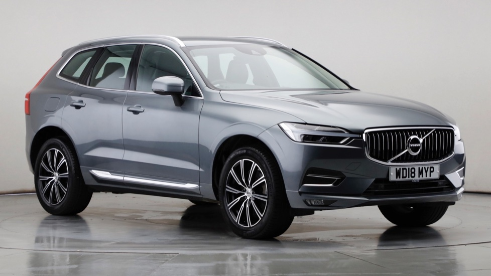 2018 Used Volvo XC60 2L Inscription D4