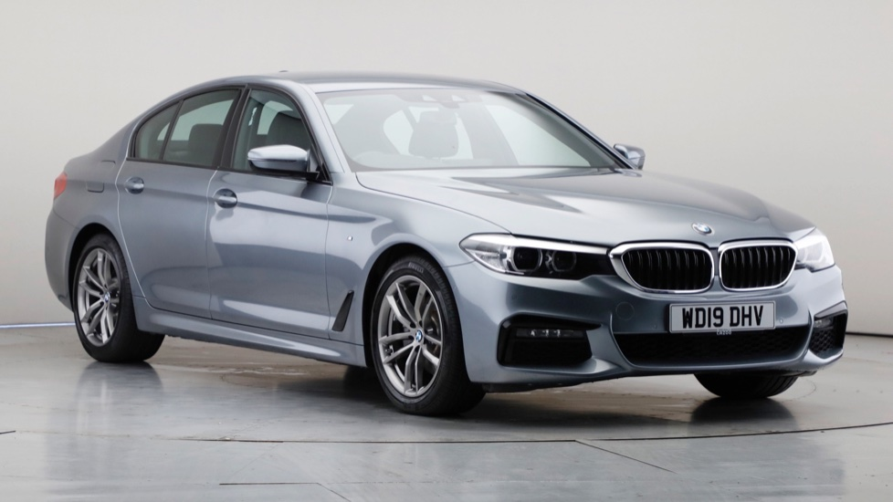 2019 Used BMW 5 Series 2L M Sport 520i