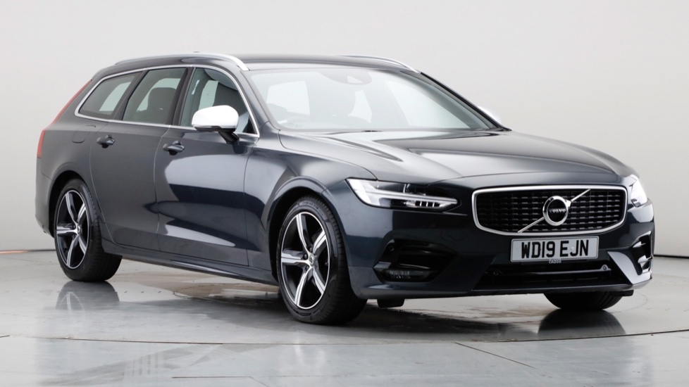 2019 Used Volvo V90 2L R-Design D4