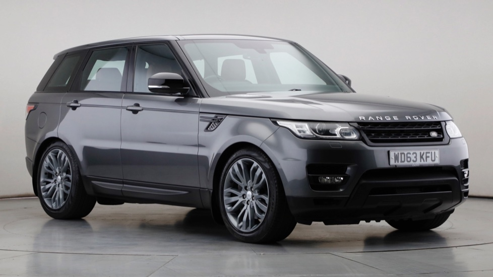 2013 Used Land Rover Range Rover Sport 3L HSE Dynamic SD