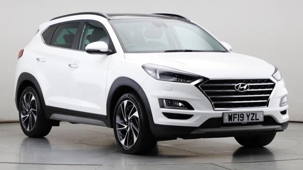 2019 Used Hyundai Tucson 1.6L Premium SE T-GDi