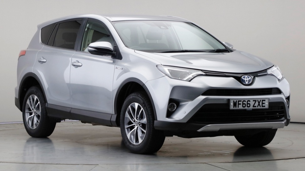 2016 Used Toyota RAV4 2.5L Business Edition Plus VVT-h