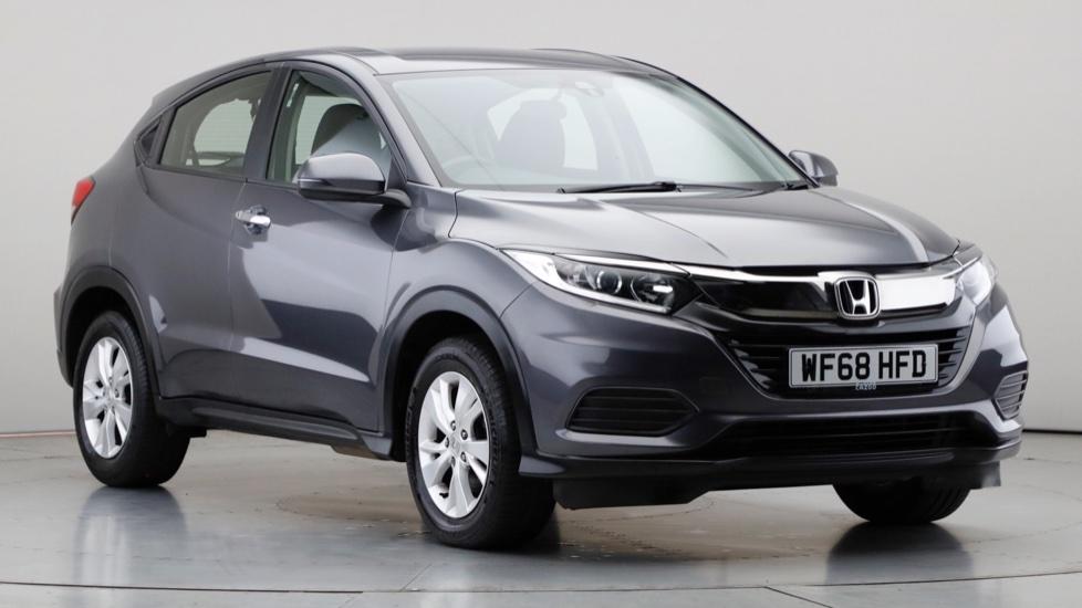2018 Used Honda HR-V 1.5L Black Edition i-VTEC