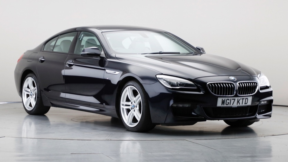 2017 Used BMW 6 Series Gran Coupe 3L M Sport 640d