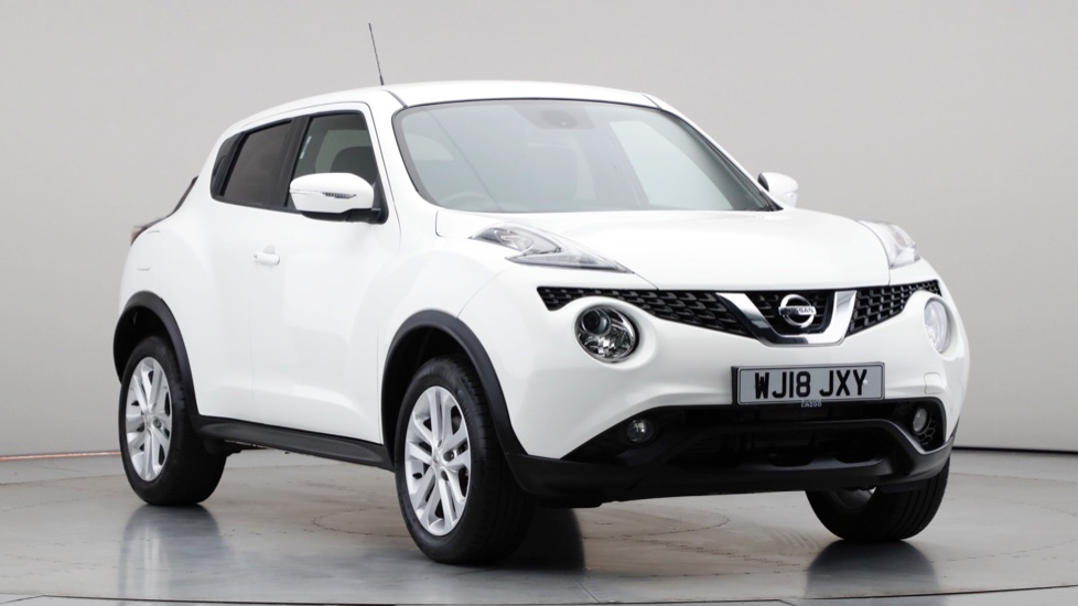 2018 Used Nissan Juke 1.6L N-Connecta