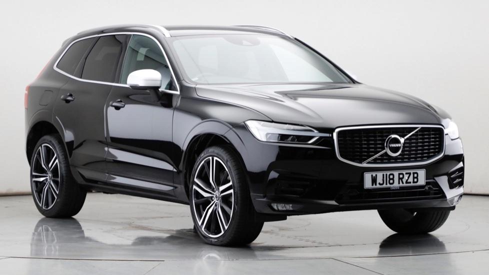 2018 Used Volvo XC60 2L R-Design Pro D4
