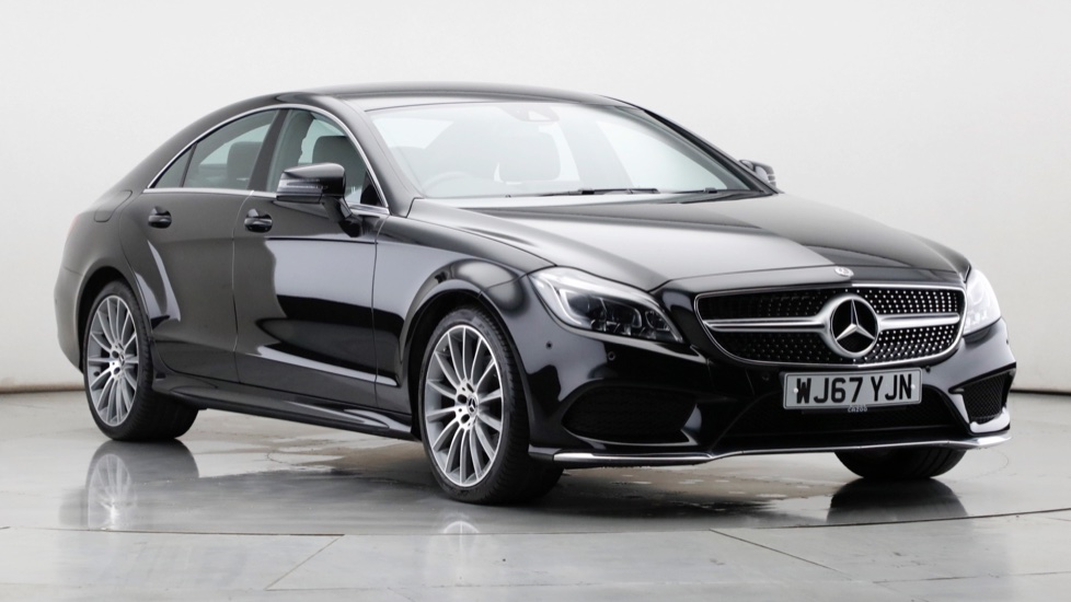 2017 Used Mercedes-Benz CLS 2.1L AMG Line CLS220d