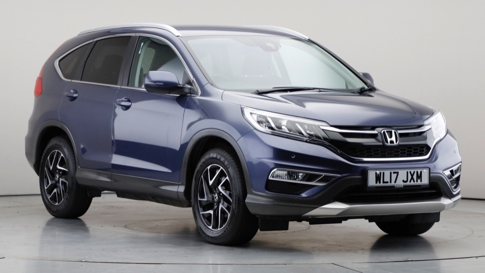 2017 Used Honda CR-V 2L SE Plus i-VTEC