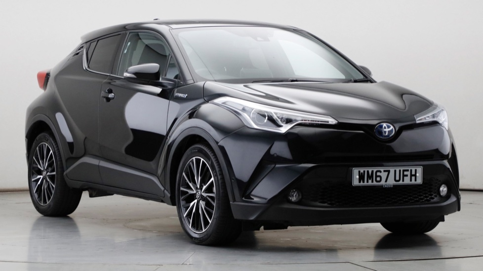 2018 Used Toyota C-HR 1.8L Excel VVT-h