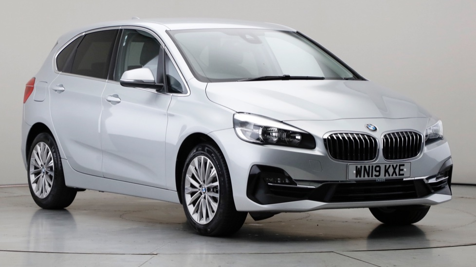 2019 Used BMW 2 Series Active Tourer 1.5L Luxury 218i