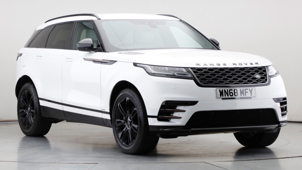 2018 Used Land Rover Range Rover Velar 2L R-Dynamic S D180
