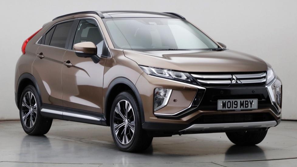 2019 Used Mitsubishi Eclipse Cross 1.5L 4 T