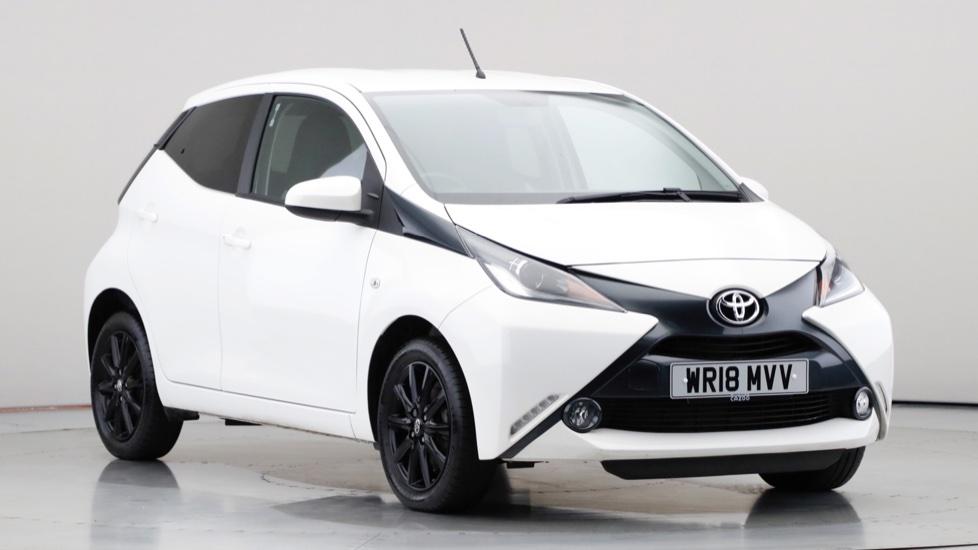 2018 Used Toyota AYGO 1L x-style VVT-i