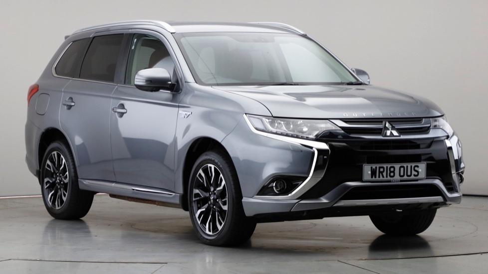 2018 Used Mitsubishi Outlander 2L 5h h