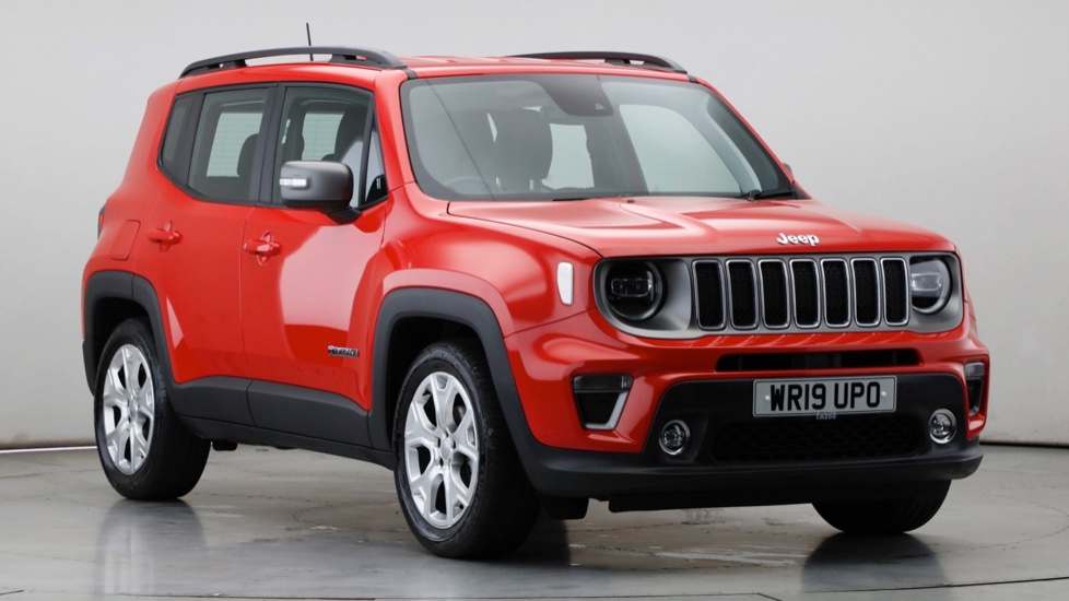 2019 Used Jeep Renegade 1L Limited GSE T3
