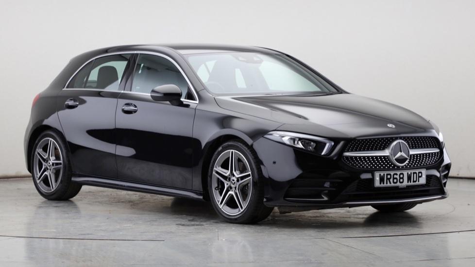 2018 Used Mercedes-Benz A Class 1.5L AMG Line Premium A180d