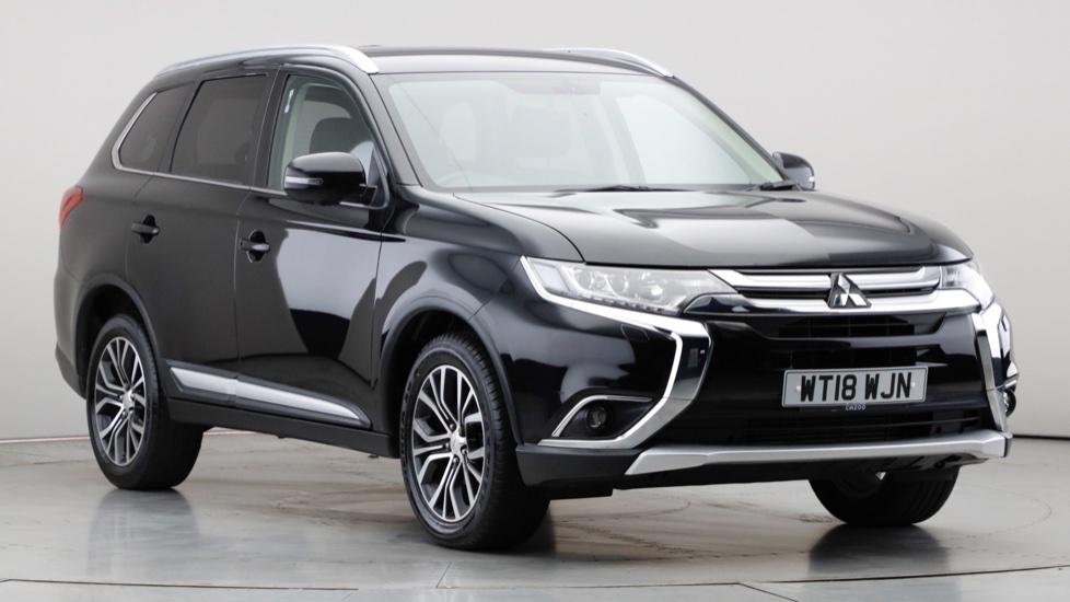 2018 Used Mitsubishi Outlander 2.3L 4 DI-D