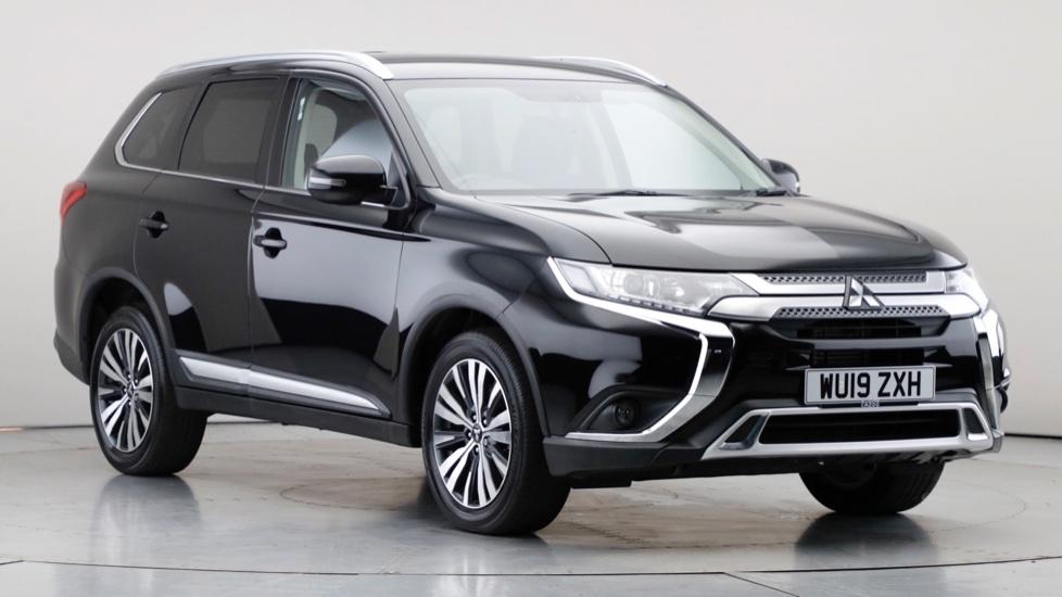 2019 Used Mitsubishi Outlander 2L Juro MIVEC