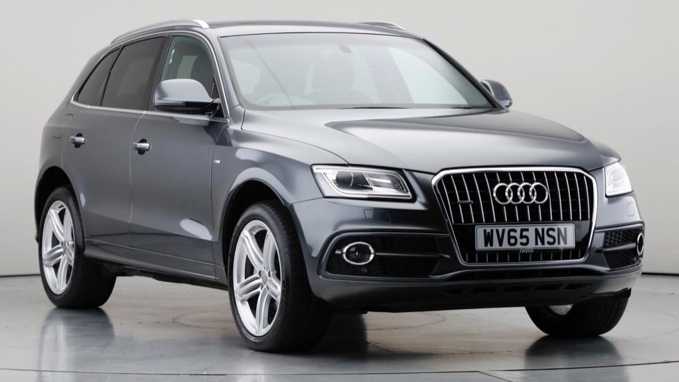 2015 Used Audi Q5 2L S line Plus TDI