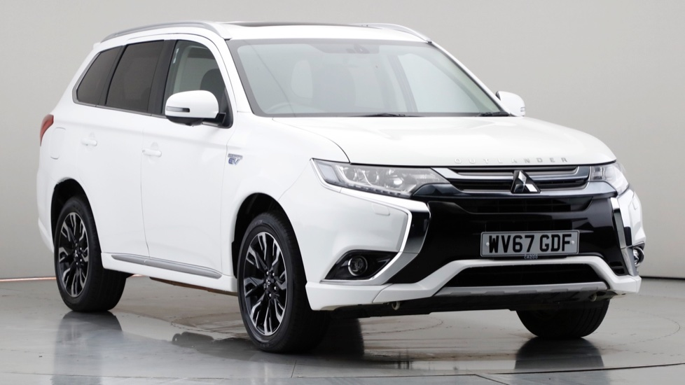 2017 Used Mitsubishi Outlander 2L 5h h