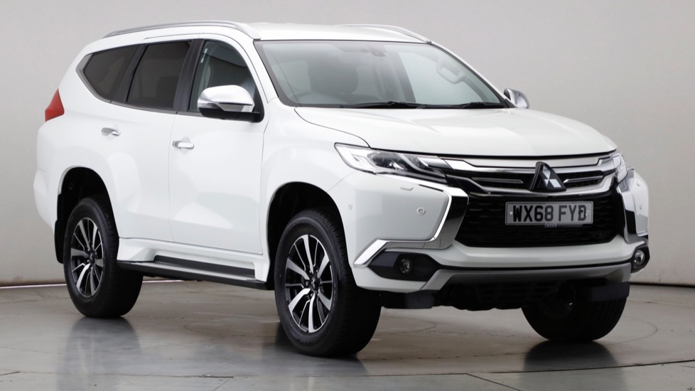 2018 Used Mitsubishi Shogun Sport 2.4L 4 D