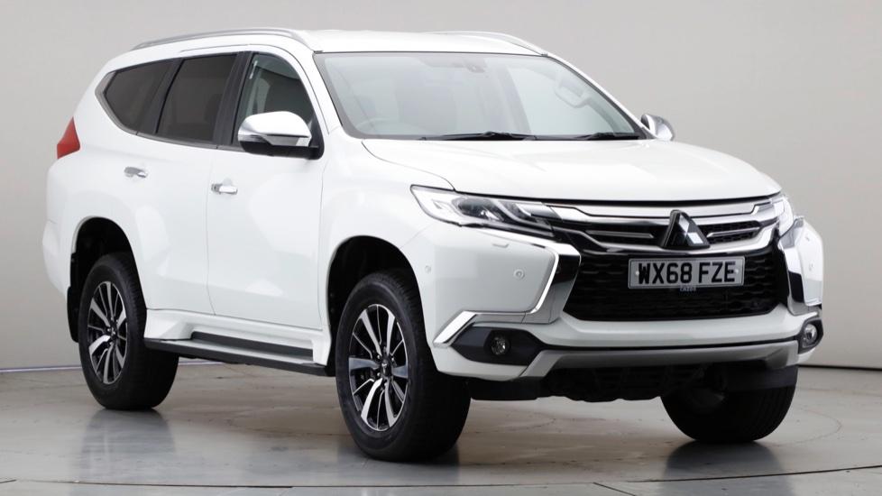2018 Used Mitsubishi Shogun Sport 2.4L