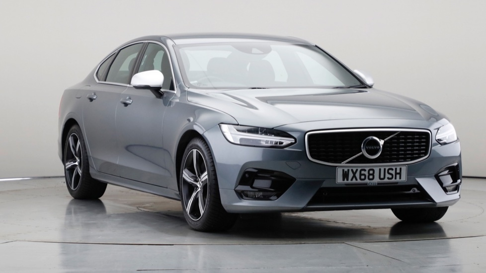 2018 Used Volvo S90 2L R-Design T5