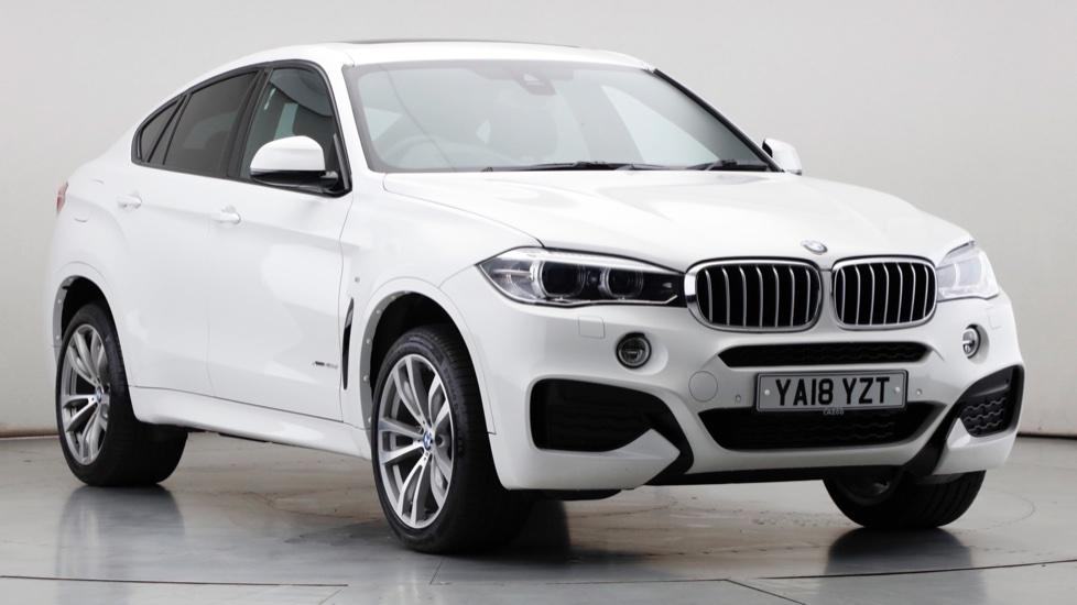2018 Used BMW X6 3L M Sport 40d