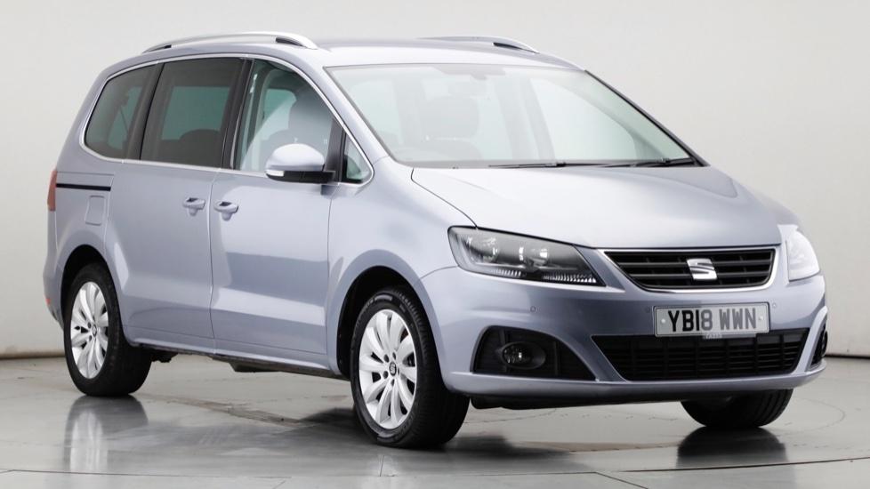 2018 Used Seat Alhambra 2L SE Ecomotive TDI