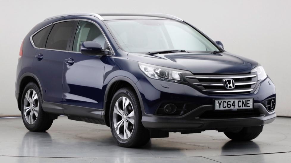 2014 Used Honda CR-V 2L EX i-VTEC