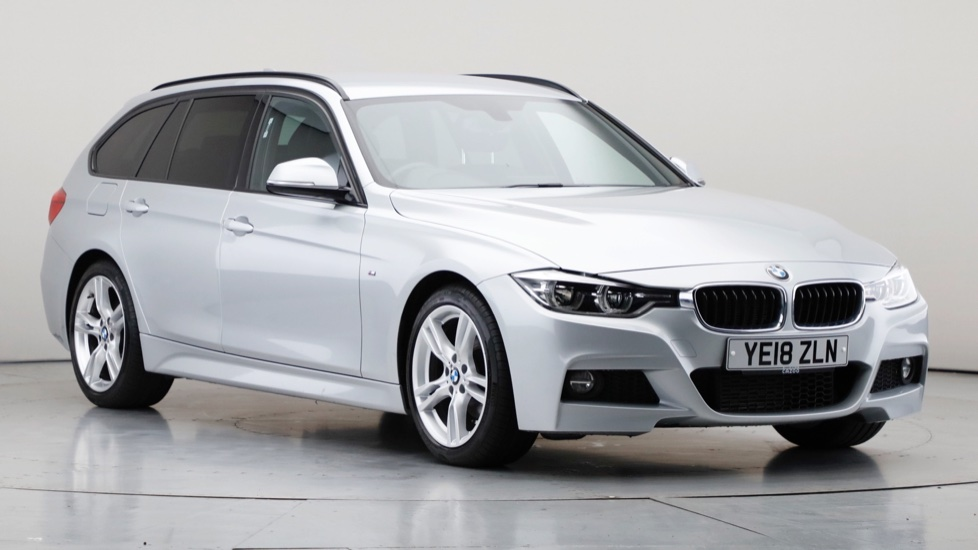 2018 Used BMW 3 Series 2L M Sport 320d
