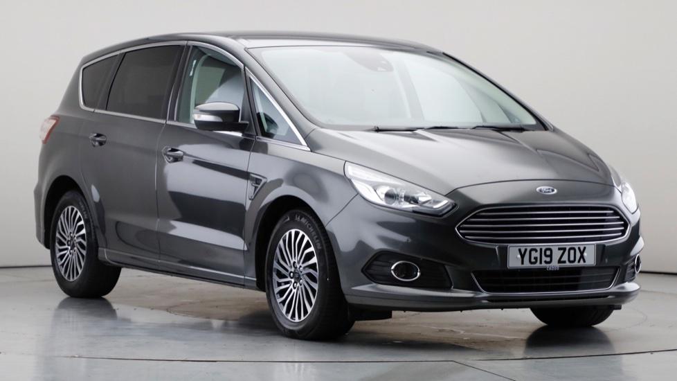 2019 Used Ford S-Max 2L Titanium EcoBlue