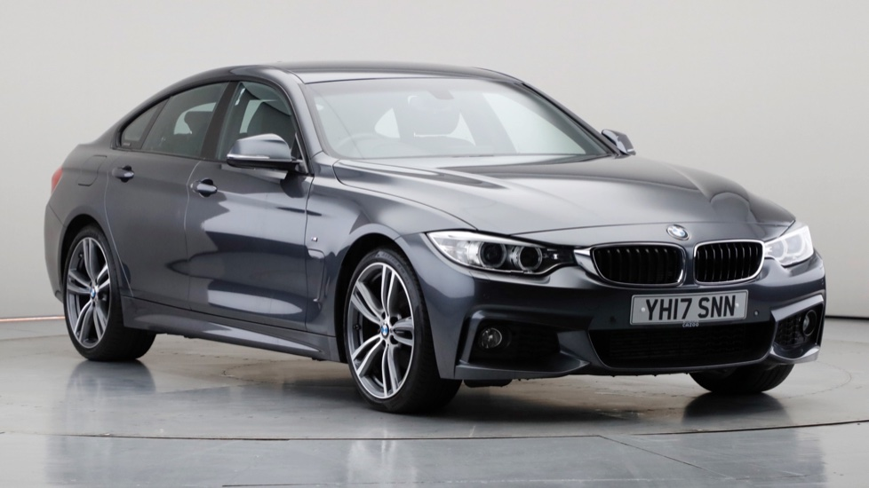 2017 Used BMW 4 Series Gran Coupe 2L M Sport 420d
