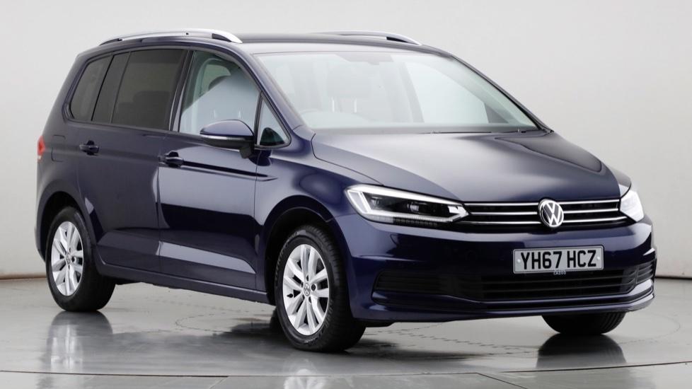 2017 Used Volkswagen Touran 1.6L SE BlueMotion Tech TDI