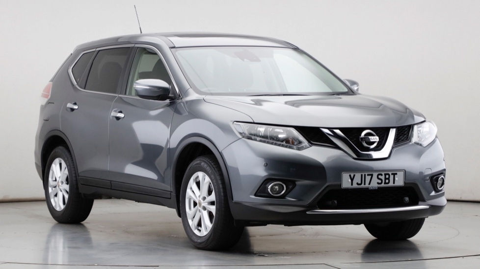 2017 Used Nissan X-Trail 1.6L Acenta dCi