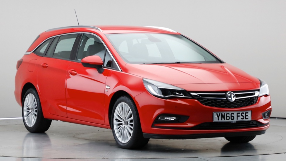 2017 Used Vauxhall Astra 1.4L Elite i Turbo
