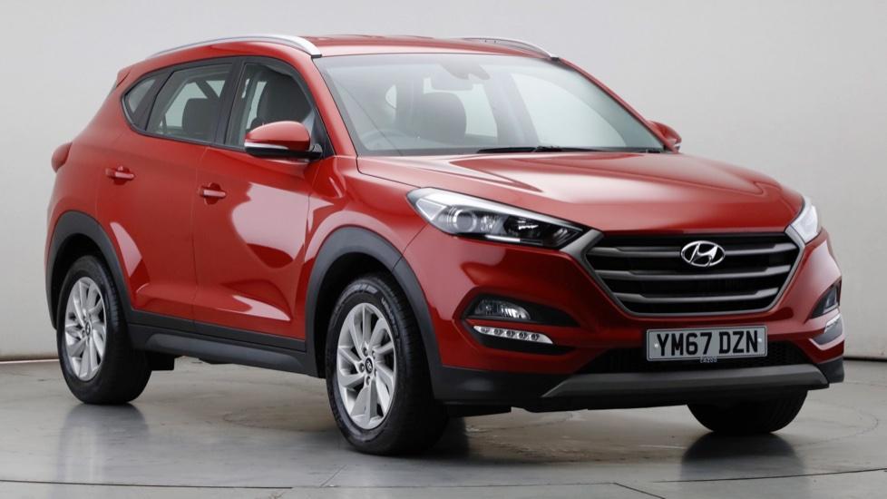 2018 Used Hyundai Tucson 1.7L SE Blue Drive CRDi