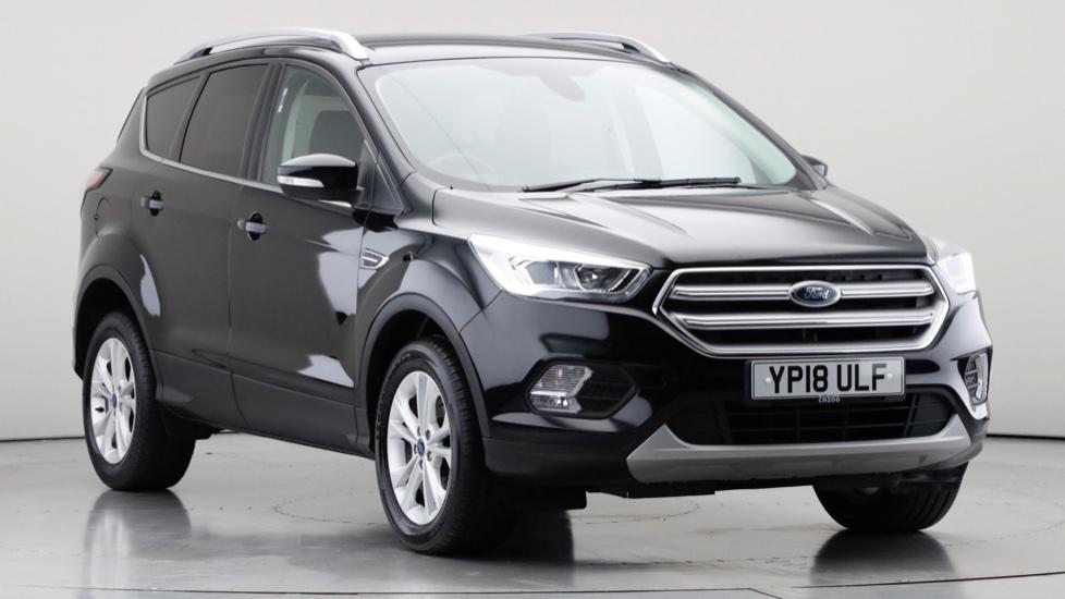2018 Used Ford Kuga 1.5L Titanium EcoBoost T